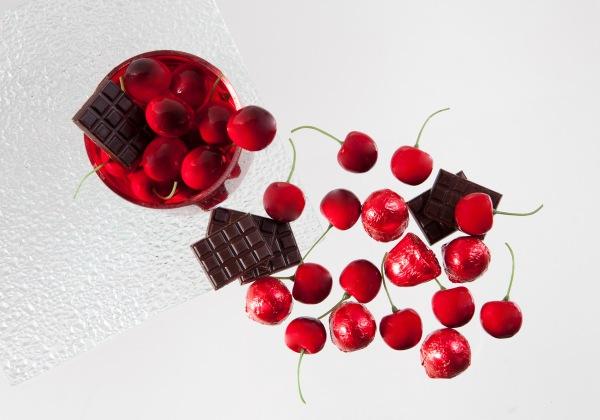 cerise chocolat